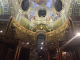 Die Nationalbibliothek in Wien